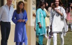 Inspirasi Pakaian Idul Fitri Ala Kate Middleton