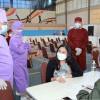 100 Mahasiswa Unpad Diterjunkan Bantu Vaksinasi COVID-19, Dapat Nilai Kuliah