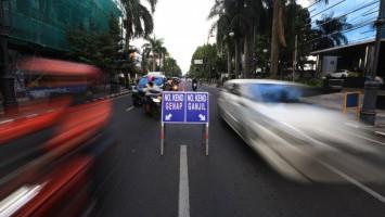 Ingat, Ganjil Genap Kota Bandung Hanya Berlaku untuk Kendaraan Nonpelat D