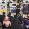 Ketika Monas Jadi Saksi Bisu Duka Indonesia Atas Kepergian Chester Bennington