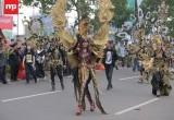 Jember Fashion Carnaval Melenggang di HUT Tangerang ke-73