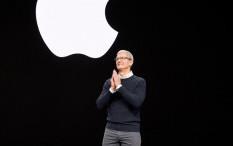 Pertama Kali dalam Sejarah, Pendapatan Apple Tembus Rp1.600 Triliun