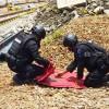 Warga Solo Digegerkan dengan Penemuan Granat Nanas di Dekat Rel Stasiun Balapan