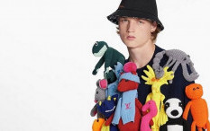 Jumper Louis Vuitton Dibully di Sosial Media