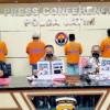 Polda Jatim Cokok 4 Anggota Ormas yang Ancam Bunuh Mahfud MD