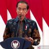 Jokowi Pastikan Seluruh Kekuatan Dikerahkan Cari KRI Nanggala 402