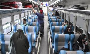 Libur Long Weekend, Tiket Kereta Api Sudah Terjual 50 Persen