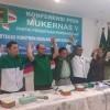 Mukernas V PPP Hasilkan Sejumlah Rekomendasi Bagi Presiden Jokowi dan Parlemen
