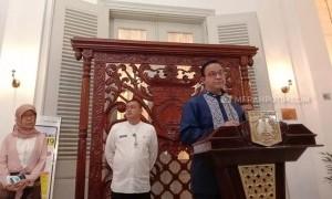 Anies Benarkan Usulkan Karantina Wilayah ke Presiden Jokowi