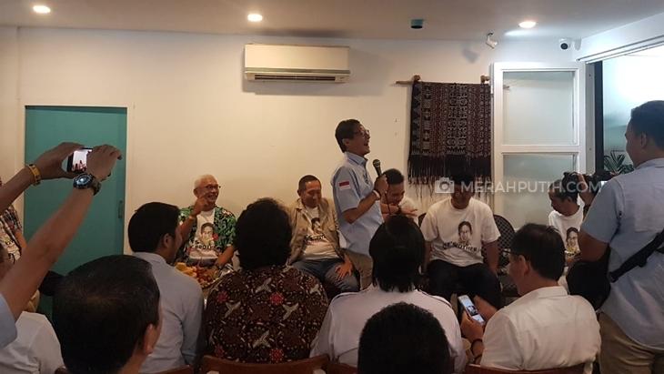Alumni PL di Hadapan Sandi: Lelaki Sejati Tak Ingkar Janji