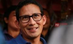 Sandiaga Uno Berbagi Tips Usaha di Job Fair Gorontalo
