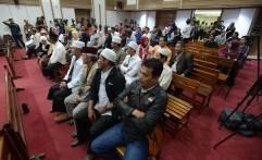 Usai Bersaksi, Habib Rizieq Serahkan Barang Bukti ke Majelis Hakim