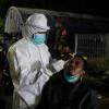 [Hoaks atau Fakta]: Aparat Gelar Razia Masker Serentak di Seluruh Daerah