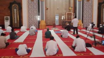 Ini Protokol Kesehatan Salat Berjemaah di Masjid saat New Normal
