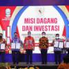 Pemprov DKI dan Jatim Jalin Misi Dagang Senilai Rp 3,9 Miliar