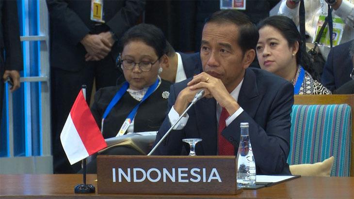 Presiden Jokowi Singgung Krisis Rakhine State di KTT ASEAN