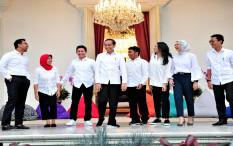 Stafsus Milenial Jokowi Dinilai Cuma Jadi Pajangan Istana