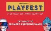 7 Atraksi yang Wajib Dikunjungi di Playfest 2019