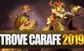 Trove Carafe Immortals 2019 Dirilis, The International Dota 2 makin 'Greget'