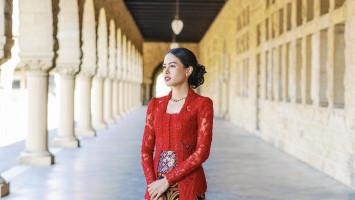 Maudy Ayunda Sosok Inspiratif Anak Muda Negeri Aing Meraih Impian Tertinggi