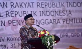Ketua MPR: Pancasila Jangan Hanya Slogan