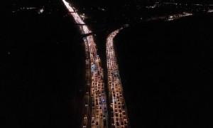 451 Ribu Kendaraan Menuju Jakarta Selama Dua Hari Arus Balik Lebaran