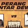 Dewa Kipas Tanding Lagi, Dadang Subur Ditantang CEO Dewa United