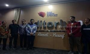 KPK Abadikan Randi-Yusuf Sebagai Nama Auditorium