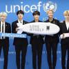 UNICEF dan BTS Rayakan keberhasilan Kampanye 'Love Myself'