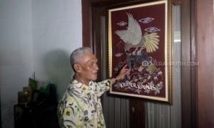 Terinspirasi Setya Novanto, Katura Membuat Batik Antikorupsi
