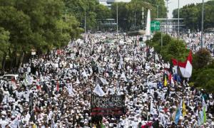 Beredar Undangan Reuni Akbar PA 212 di Monas, Pemprov DKI: Belum Dibahas