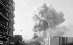 Ledakan Guncang Lebanon, Pemerintah Tetapkan Status Darurat