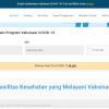 Sertifikat Vaksin Ilegal Dijual Rp 500 Ribu oleh Petugas Kelurahan Kapuk Muara