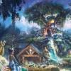 Disney Parks Ungkap Konsep Cerita Wahana 'Princess and the Frog'