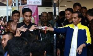 Usai Resmikan Pasar Rakyat, Jokowi Tinjau Perumahan Rakyat