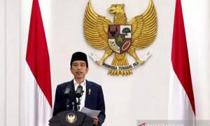 Jokowi: 2020 Ujian yang Amat berat