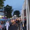 Langgar Prokes, Simpatisan FPI Dihukum Nyapu Jalanan