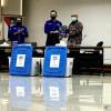 Datangi KPU, AHY Serahkan Bukti Jika Kubu Moeldoko Kader Pecatan Partai
