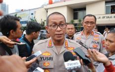 Tak Terima Disalip, Koboi Jalanan Ancam Jenderal Polisi Pakai Pisau