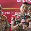 DPR Belum Terima Surat Presiden Pengganti Idham Azis