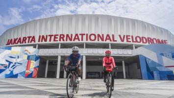 Ini Syarat bagi Pengunjung yang Ingin Masuk Jakarta International Velodrome