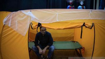 Bilik Isolasi Tanah Abang Dihuni 3 Pasien Positif Corona