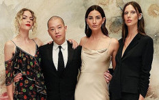 Jason Wu Buka New York Fashion Week 2021
