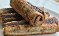 Nikmati Banana-Nutella French Roll untuk Pagi Penuh Cinta