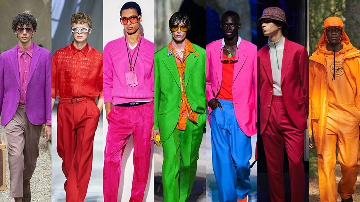Warna Stabilo Diprediksi Jadi Tren Fesyen di 2021