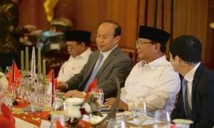 Prabowo Ingatkan Nasib Bangsa Ada di Pundak Emak-Emak