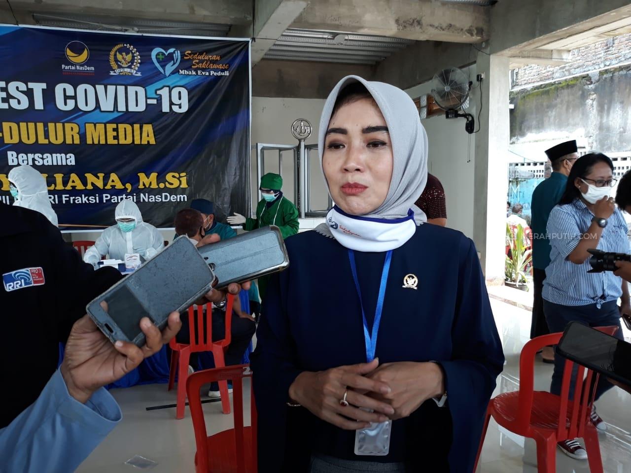 DPR Desak Jokowi Masukkan Protokol Kesehatan di Perppu COVID-19