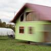 Unik, Pria Bosnia Bangun Rumah Berputar 360 Derajat