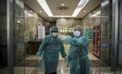 Balitbangkes Nyatakan 62 dari 64 Kasus Virus Corona di Indonesia Negatif