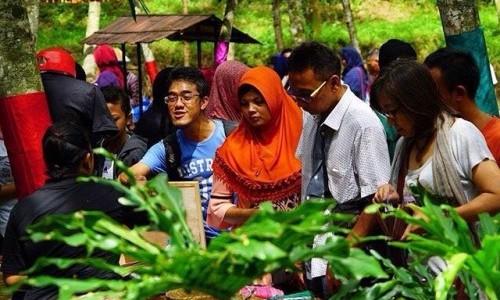 Tampil Modern dan 'Instagramable', Pasar Karetan Jadi Atraksi Wisata Baru Jawa Tengah